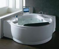 2 persoons whirlpool plash design incl tv dvd 30131 - Plaat bad ...