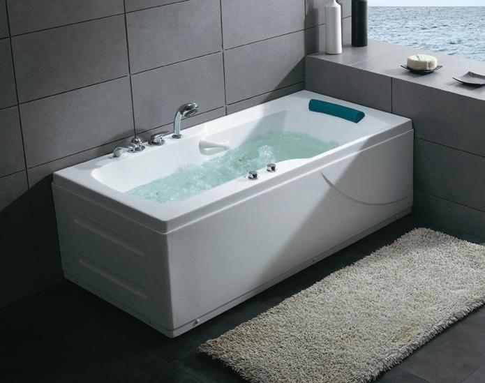 Showroombadkamersnl 1 persoons whirlpool plash design for Whirlpool elektroger te