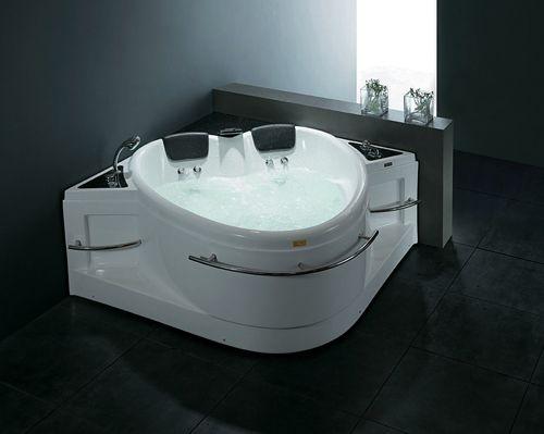 Afmetingen tweepersoons ligbad ontwerp inspiratie voor uw badkamer meubels thuis - Ontwerp badkamer model ...