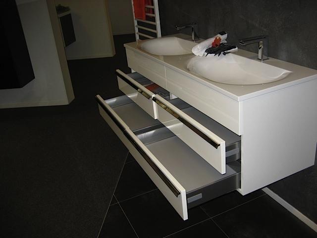 Showroombadkamers.nl burgbad evo badmeubel 140 cm [46261]